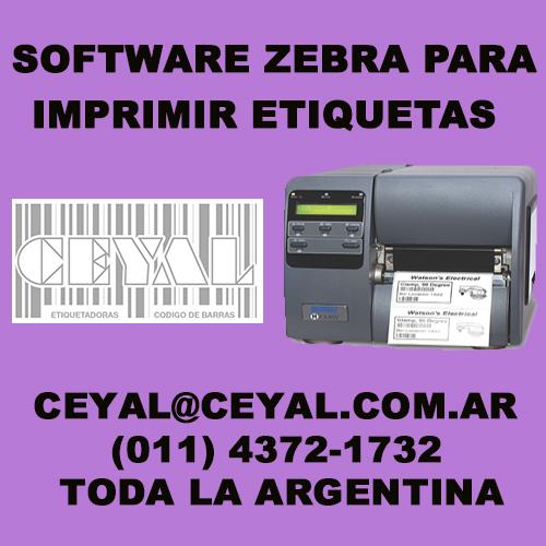 Codificador Industrial codigos de barras Santiago del Estero