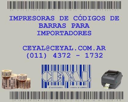 Etiquetas en Bobina para Impresion  Corral de Bustos (bsas)