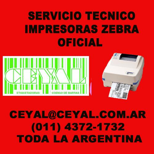 servicios  etiquetadosras Zm400 gc420t Tlp2844