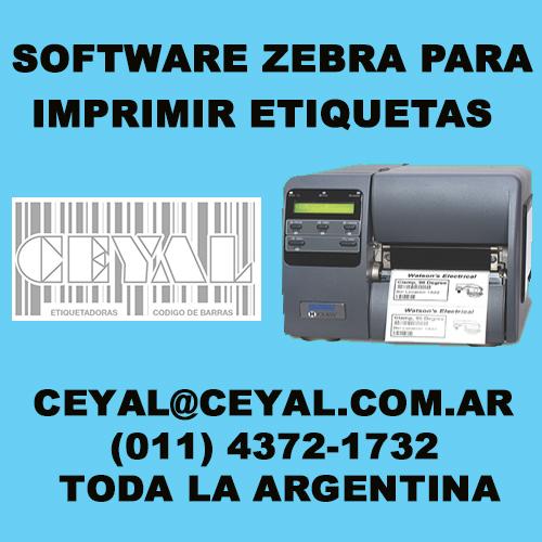 offset códigos de barras textil Argentina