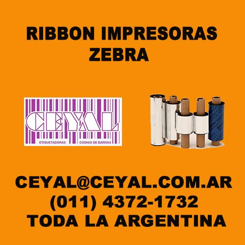 Palermo Capital BsAs Venta y envio de ribbon de cera resina para imprimir etiquetas de polipropileno