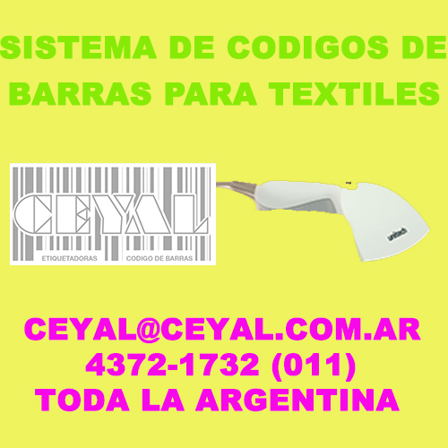 Precio Zebra textil en Rio Negro
