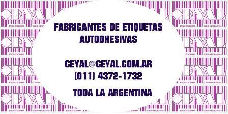 etiquetado ley de talles, envios a toda argentina