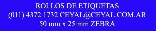 Thumbnail de Impresoras Zebra 420tgk sl105 Entregamos