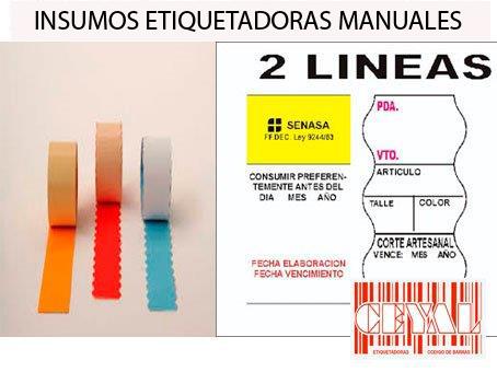 Maquina Etiquetadora Manual Argentina Etiquetadora