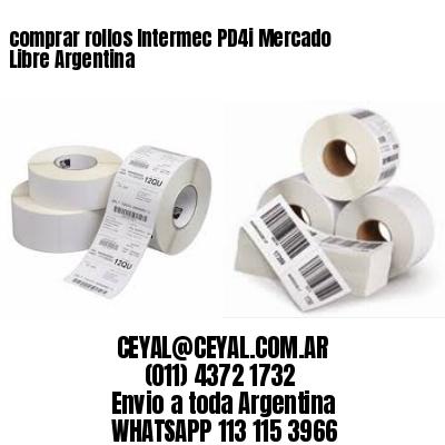 comprar rollos Intermec PD4i Mercado Libre Argentina