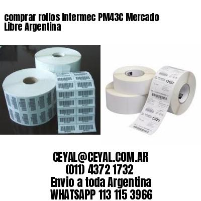 comprar rollos Intermec PM43C Mercado Libre Argentina