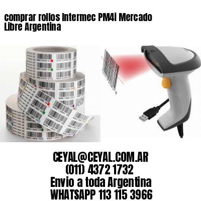 comprar rollos Intermec PM4i Mercado Libre Argentina