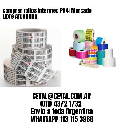 comprar rollos Intermec PX4i Mercado Libre Argentina