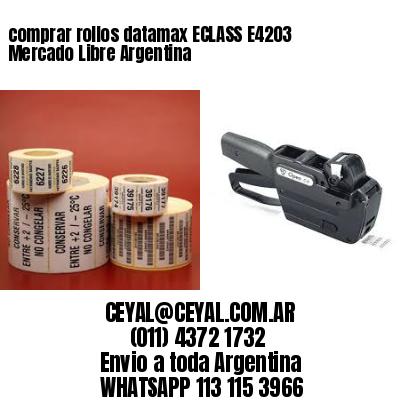 comprar rollos datamax ECLASS E4203 Mercado Libre Argentina