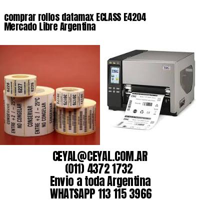 comprar rollos datamax ECLASS E4204 Mercado Libre Argentina