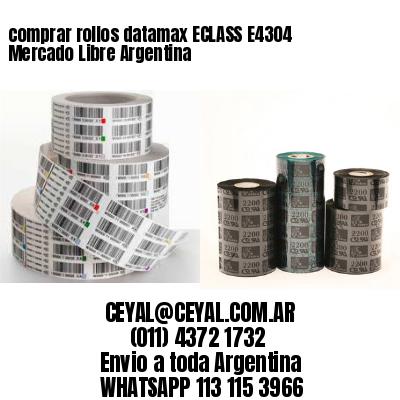 comprar rollos datamax ECLASS E4304 Mercado Libre Argentina