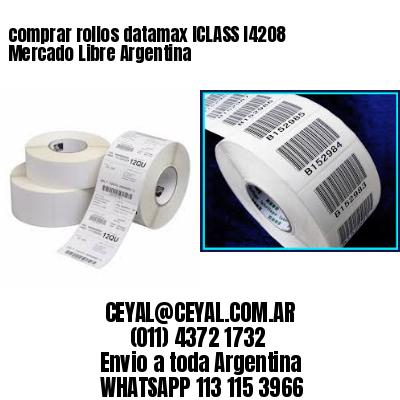 comprar rollos datamax ICLASS I4208 Mercado Libre Argentina