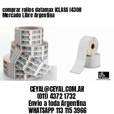 comprar rollos datamax ICLASS I4308 Mercado Libre Argentina