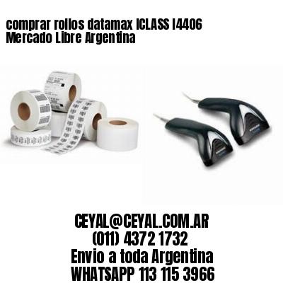 comprar rollos datamax ICLASS I4406 Mercado Libre Argentina