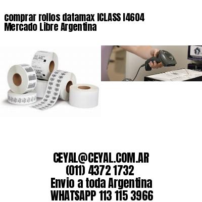 comprar rollos datamax ICLASS I4604 Mercado Libre Argentina