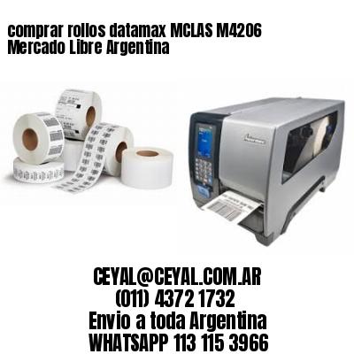 comprar rollos datamax MCLAS M4206 Mercado Libre Argentina