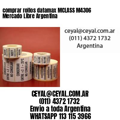 comprar rollos datamax MCLASS M4306 Mercado Libre Argentina