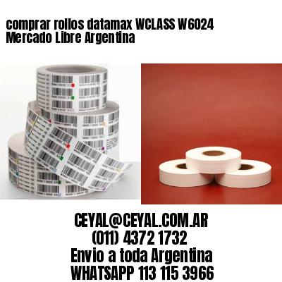 comprar rollos datamax WCLASS W6024 Mercado Libre Argentina