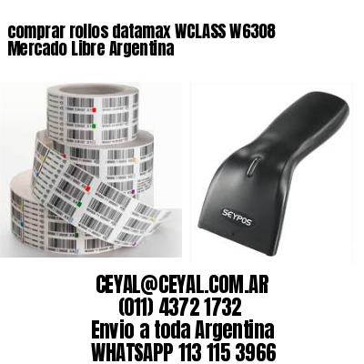 comprar rollos datamax WCLASS W6308 Mercado Libre Argentina