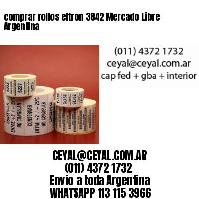 comprar rollos eltron 3842 Mercado Libre Argentina
