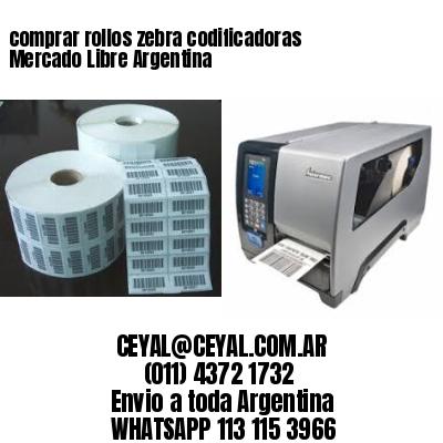 comprar rollos zebra codificadoras Mercado Libre Argentina