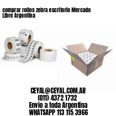 comprar rollos zebra escritorio Mercado Libre Argentina