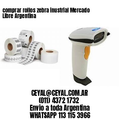 comprar rollos zebra inustrial Mercado Libre Argentina