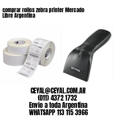 comprar rollos zebra printer Mercado Libre Argentina