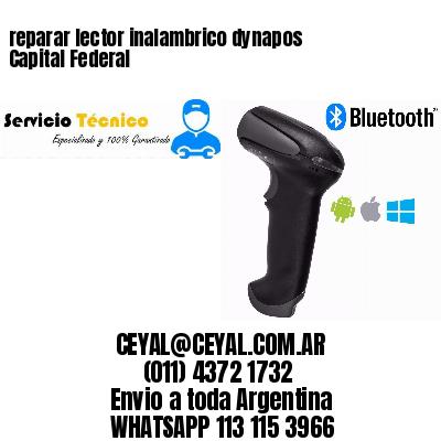 reparar lector inalambrico dynapos Capital Federal