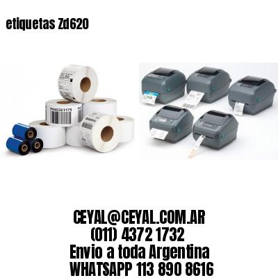 etiquetas Zd620
