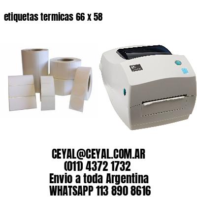 etiquetas termicas 66 x 58