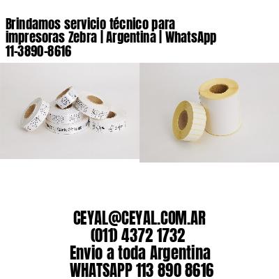 Brindamos servicio técnico para impresoras Zebra | Argentina | WhatsApp 11-3890-8616