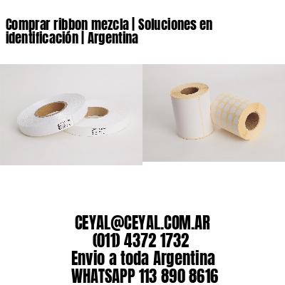 Comprar ribbon mezcla | Soluciones en identificación | Argentina