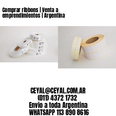 Comprar ribbons | Venta a emprendimientos | Argentina