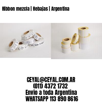 Ribbon mezcla   Rebajas   Argentina
