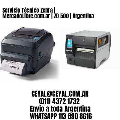Servicio Técnico Zebra | MercadoLibre.com.ar | ZD 500 | Argentina