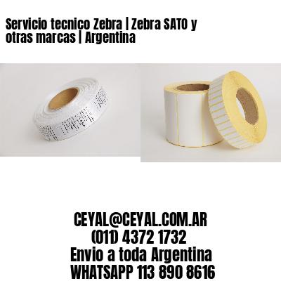 Servicio tecnico Zebra   Zebra SATO y otras marcas   Argentina